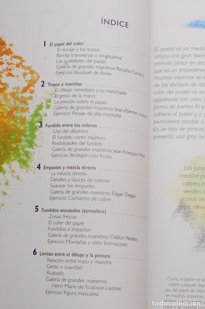 Libros antiguos: GUÍA DEL ARTISTA – CURSO COMPLETO DE DIBUJO & PINTURA - EL RINCÓN DEL PINTOR. ACUARELA (7 LIBROS) - Foto 57 - 111449519