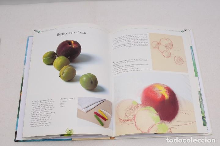 Libros antiguos: GUÍA DEL ARTISTA – CURSO COMPLETO DE DIBUJO & PINTURA - EL RINCÓN DEL PINTOR. ACUARELA (7 LIBROS) - Foto 58 - 111449519