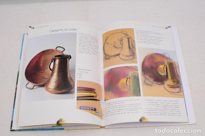 Libros antiguos: GUÍA DEL ARTISTA – CURSO COMPLETO DE DIBUJO & PINTURA - EL RINCÓN DEL PINTOR. ACUARELA (7 LIBROS) - Foto 59 - 111449519