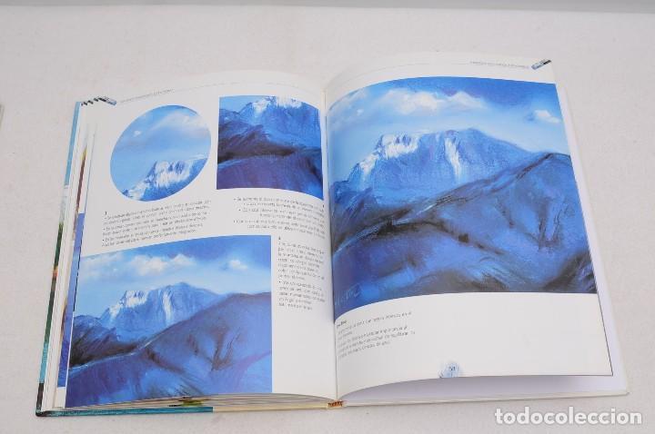 Libros antiguos: GUÍA DEL ARTISTA – CURSO COMPLETO DE DIBUJO & PINTURA - EL RINCÓN DEL PINTOR. ACUARELA (7 LIBROS) - Foto 60 - 111449519