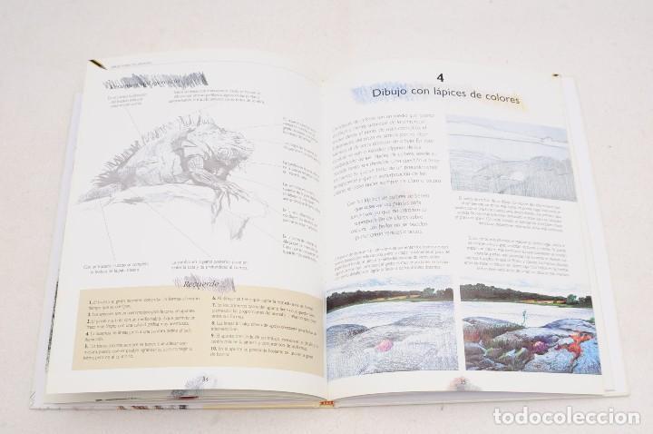 Libros antiguos: GUÍA DEL ARTISTA – CURSO COMPLETO DE DIBUJO & PINTURA - EL RINCÓN DEL PINTOR. ACUARELA (7 LIBROS) - Foto 66 - 111449519