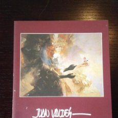 Libros antiguos: LIBRO DEL PINTOR JUAN VALDÉS. EDITADO POR CAJA SAN FERNANDO EN 1991. PERFECTO ESTADO.. Lote 111516335