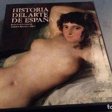 Libros antiguos: HISTORIA DEL ARTE DE ESPAÑA. Lote 111530235