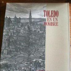 Libros antiguos: GUERRERO MALAGON TOLEDO EN UN HOMBRE. Lote 218434761