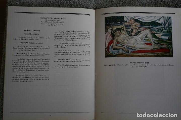Libros antiguos: MARIA BLANCHARD par LILIANE CAFFIN - Foto 2 - 120968848