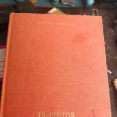 Libros antiguos: ANTIGUO LIBRO PINTOR JOSE JORGE ORAMAS TENERIFE CANARIAS. Lote 115278907