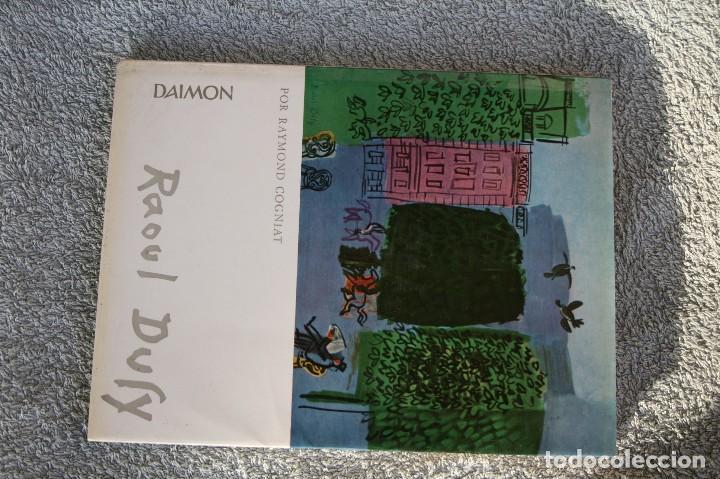 Libros antiguos: RAOUL DUFY par Raymond Cogniat - Foto 2 - 162016176