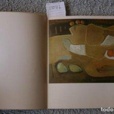 Libros antiguos: BORES CATALOGO EXPOSICIÓN . Lote 117159571