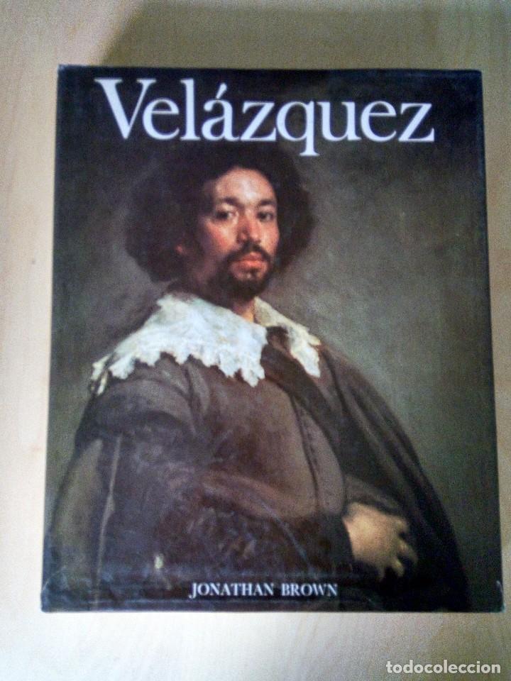 VELÁZQUEZ, PINTOR Y CORTESANO. JONATHAN BROWN (Libros Antiguos, Raros y Curiosos - Bellas artes, ocio y coleccion - Pintura)