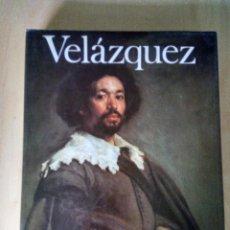 Libros antiguos: VELÁZQUEZ, PINTOR Y CORTESANO. JONATHAN BROWN. Lote 117454819