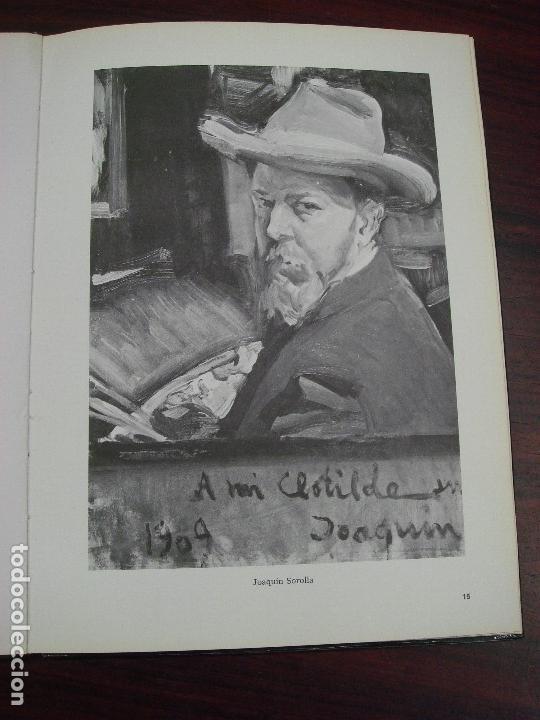 Libros antiguos: EL AUTORETRATO EN LA PINTURA ESPAÑOLA CONTEMPORANEA. 1973. - Foto 4 - 117620571