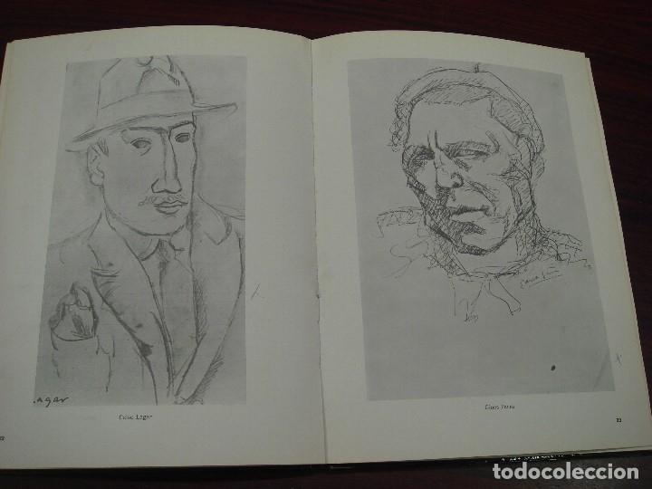 Libros antiguos: EL AUTORETRATO EN LA PINTURA ESPAÑOLA CONTEMPORANEA. 1973. - Foto 5 - 117620571
