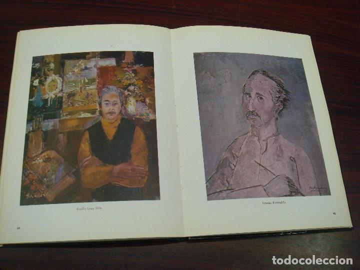 Libros antiguos: EL AUTORETRATO EN LA PINTURA ESPAÑOLA CONTEMPORANEA. 1973. - Foto 6 - 117620571