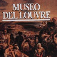 Libros antiguos: MUSEO DEL LOUBRE GUIA COMPLETA DEL MUSEO DEL LOUBRE. Lote 117942923
