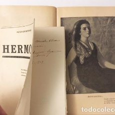 Libros antiguos: E. SEGURA : BIOGRAFÍA DE EUGENIO HERMOSO (1927) + DISCURSO A FRANCO DE E. HERMOSO (AUTÓGRAFO. Lote 120817143