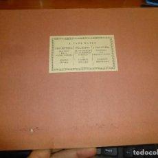 Libros antiguos: PAUL WEBER, INGLATERRA EL ENTERRADOR DE LAS PEQUEÑAS NACIONES, CUADROS INGLESES, CON 11 LAMINAS. Lote 122150119