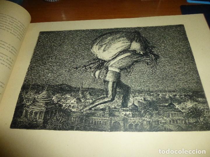 Libros antiguos: paul weber, inglaterra el enterrador de las pequeñas naciones, cuadros ingleses, con 11 laminas - Foto 5 - 122150119