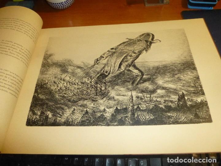 Libros antiguos: paul weber, inglaterra el enterrador de las pequeñas naciones, cuadros ingleses, con 11 laminas - Foto 6 - 122150119