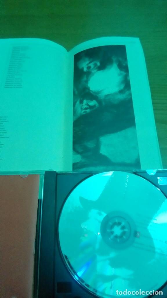 Libros antiguos: Francisco de Goya, Libreto y cd arte - Foto 2 - 122237031