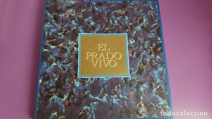CATÁLOGO MUSEO DEL PRADO EL PRADO VIVO (Libros Antiguos, Raros y Curiosos - Bellas artes, ocio y coleccion - Pintura)