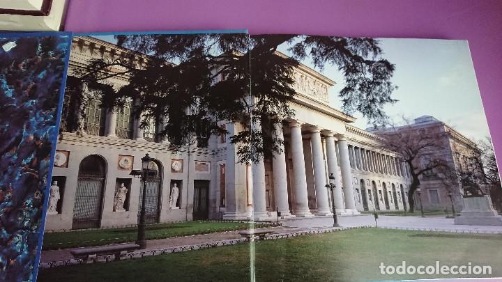 Libros antiguos: CATÁLOGO MUSEO DEL PRADO EL PRADO VIVO - Foto 2 - 122987815