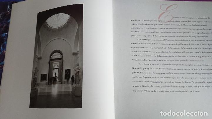 Libros antiguos: CATÁLOGO MUSEO DEL PRADO EL PRADO VIVO - Foto 3 - 122987815