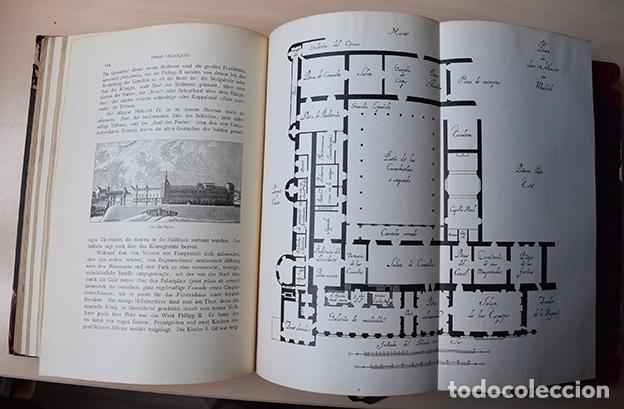 Libros antiguos: Diego Velazquez und sein Jahrhundert (Velázquez y su siglo) - Carl Justi - Bonn, Cohen, 1903 - Foto 7 - 126309267