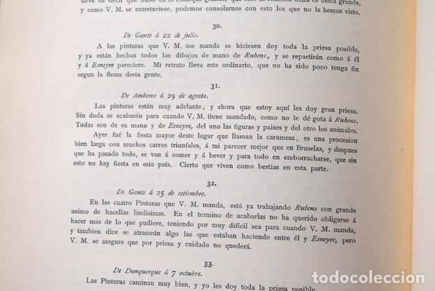 Libros antiguos: Diego Velazquez und sein Jahrhundert (Velázquez y su siglo) - Carl Justi - Bonn, Cohen, 1903 - Foto 11 - 126309267