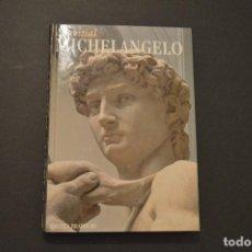 Libros antiguos: ESSENTIAL MICHELANGELO - KIRSTEN BRADBURY - PARRAGON. Lote 126366519