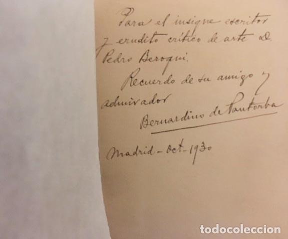 PANTORBA : JIMÉNEZ ARANDA (ENSAYO BIOGRÁFICO Y CRÍTICO). 1930 AUTÓGRAFO (Libros Antiguos, Raros y Curiosos - Bellas artes, ocio y coleccion - Pintura)