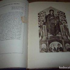 Libros antiguos: LA VIRGEN EN LA PINTURA. LORENZO CONDE. 1ª EDICIÓN 1930. 104 LÁMINAS EN HUECOGRABADO. ED. JUVENTUD. Lote 129039951