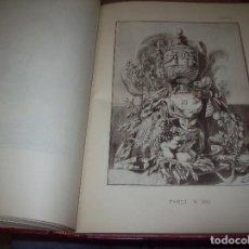 Libros antiguos: EXPOSICIÓN DE DIBUJOS 1750 A 1860. CATÁLOGO GENERAL ILUSTRADO POR FELIX BOIX. 1922. GOYA, VILLAAMIL. Lote 130290154