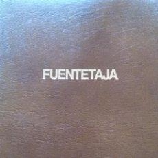 Libros antiguos: FUENTETAJA, JOSE LUIS, ( LIBRO DEDICADO Y CON DIBUJO A TINTAS ). Lote 130781344