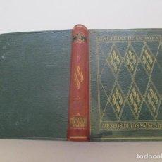 Libros antiguos: GALERÍAS DE EUROPA. ÁLBUM DE LAS GALERÍAS DE PINTURAS DE LOS PAÍSES BAJOS. RM87531. Lote 130999148