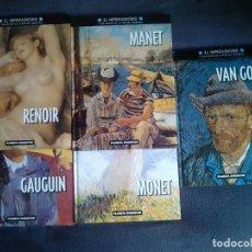 Libros antiguos: EL IMPRESIONISMO, 5 TOMOS. Lote 131560442