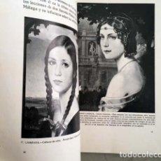 Libros antiguos: PRADOS : PINTORES MALAGUEÑOS CONTEMPORÁNEOS (MÁLAGA, 1933) BERNARDO FERRÁNDIZ; EMILIO OCÓN; J. DENIS. Lote 131617626