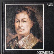 Libros antiguos: MURILLO. J. COSTA CLAVELL.. Lote 132458042