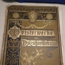Libros antiguos: REBAJADO!. LIBRO EN ALEMAN CON NUMEROSAS LITOGRAFIAS, 1888.. Lote 132644578