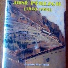 Libros antiguos: BIOGRAFIA DE JOSE PEREZ GIL 1918-1998 POR JOAQUIN SAEZ VIDAL EN MUY BUEN ESTADO. Lote 133472126