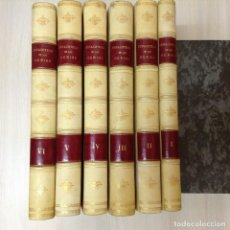 Libros antiguos: PINACOTECA DE LOS GENIOS. Lote 133981714