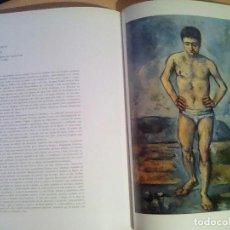 Libros antiguos: CEZANNE, DE METER ZCHAPIRO. Lote 134806558