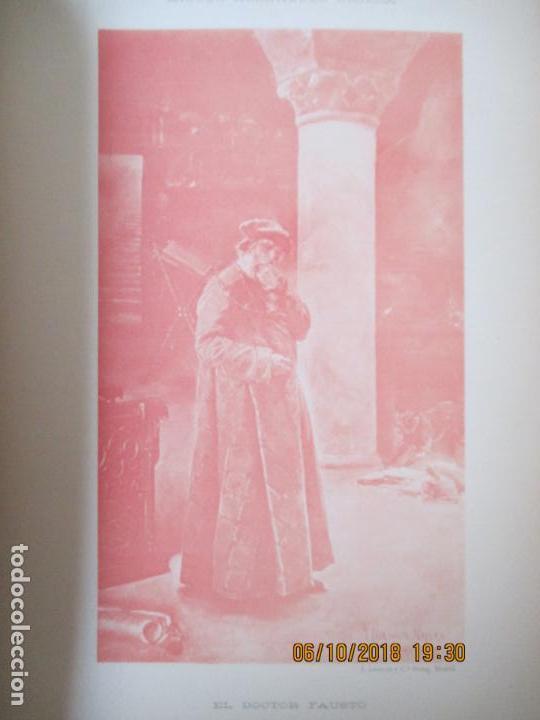 Libros antiguos: LA EXPOSICIÓN NACIONAL DE BELLAS ARTES DE MADRID 1890. TEXTO POR AUGUSTO COMAS Y BLANCO. - Foto 10 - 135520522