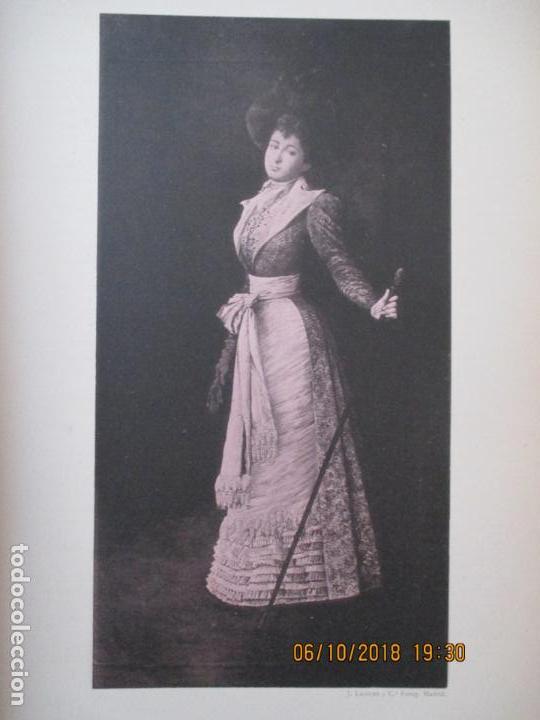 Libros antiguos: LA EXPOSICIÓN NACIONAL DE BELLAS ARTES DE MADRID 1890. TEXTO POR AUGUSTO COMAS Y BLANCO. - Foto 11 - 135520522