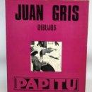 Libros antiguos: JUAN GRIS-DIBUJOS-PAPITU-ED.TABER.. Lote 136163578