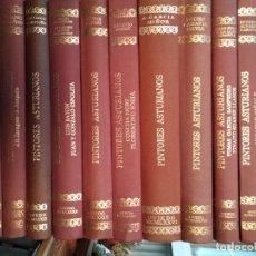 Libros antiguos: PINTORES ASTURIANOS. BANCO HERRERO. OVIEDO. Lote 136756158