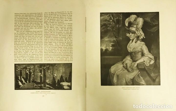 Libros antiguos: KUNST und Künstler - Foto 2 - 137503446