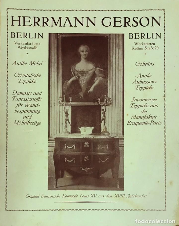 Libros antiguos: KUNST und Künstler - Foto 4 - 137503446