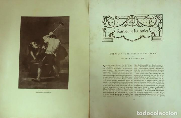 Libros antiguos: KUNST und Künstler - Foto 5 - 137503446