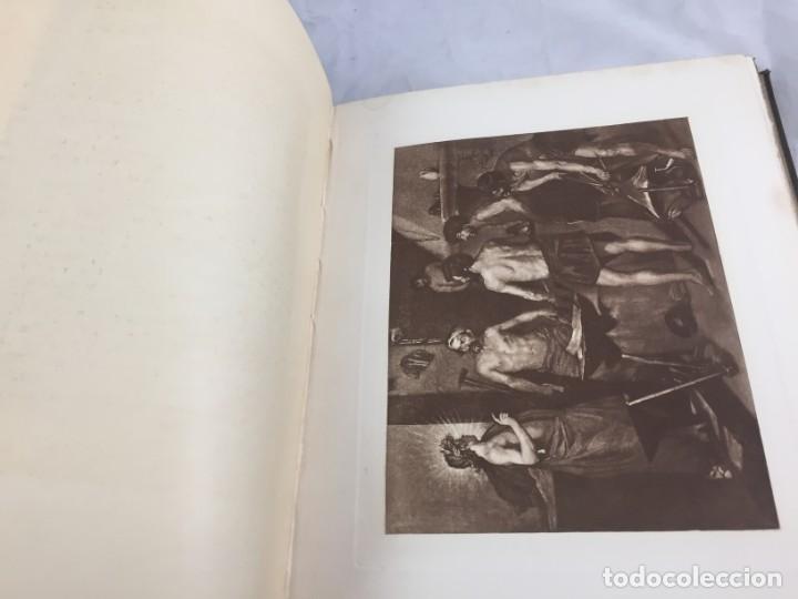 Libros antiguos: Tha Art Of Velasquez 1895 R.A.M. Stevenson 19 grabados papel especial ex-libris numerado 33/505 - Foto 6 - 138883294