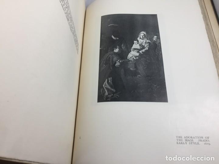 Libros antiguos: Tha Art Of Velasquez 1895 R.A.M. Stevenson 19 grabados papel especial ex-libris numerado 33/505 - Foto 12 - 138883294